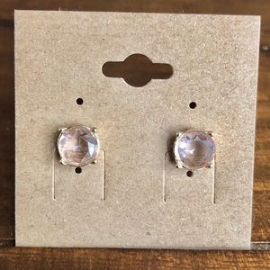 Accessories - Rose gold earrings!